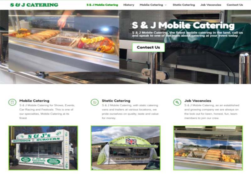S & J Mobile Catering